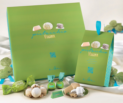 Pistacchio Chocolate Mix Gift Box