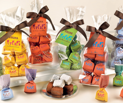 Chocolate truffles Gift Bag